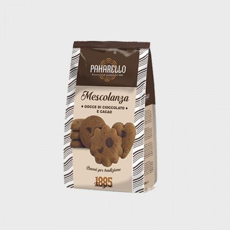 Mescolanza con Gocce di Cioccolato e...