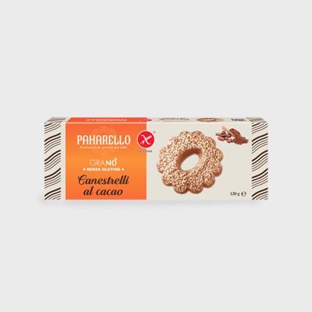 Canestrelli al Cacao Senza Glutine