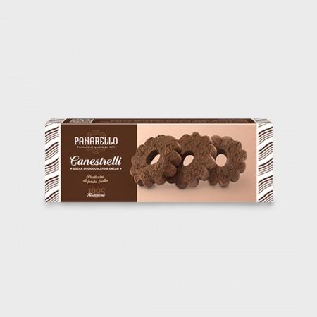 Canestrelli con Gocce di Cioccolato e...